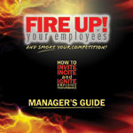 Fire Up! Your Employees and Smoke your Competition (Manual)