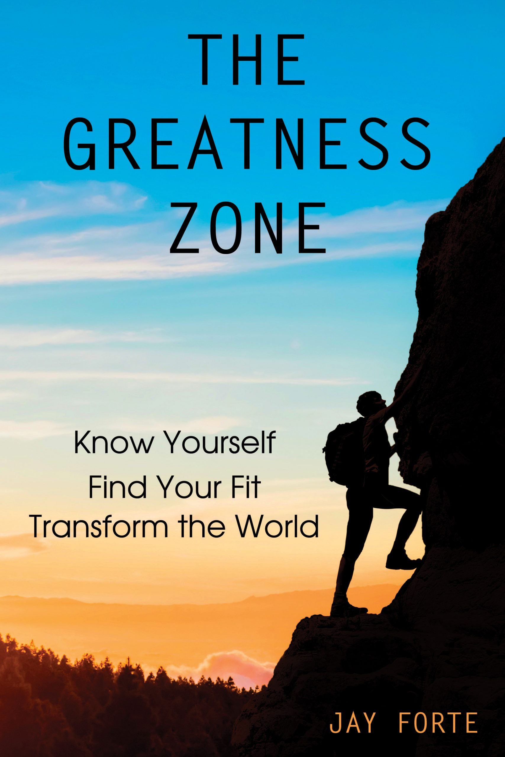 The Greatness Zone (Book)